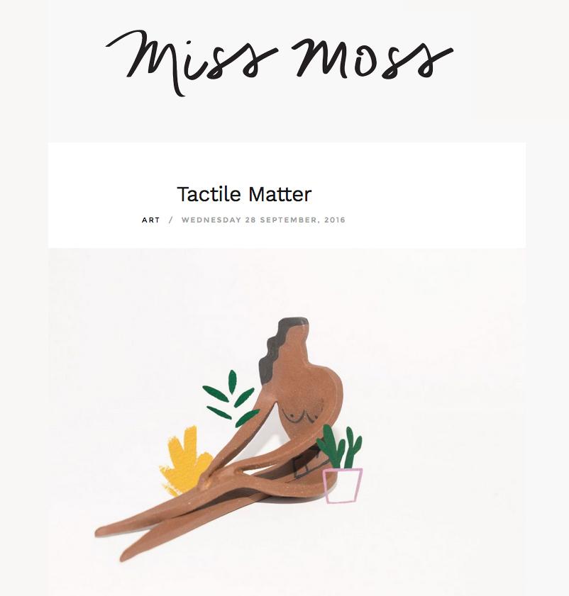 Tactile Matter