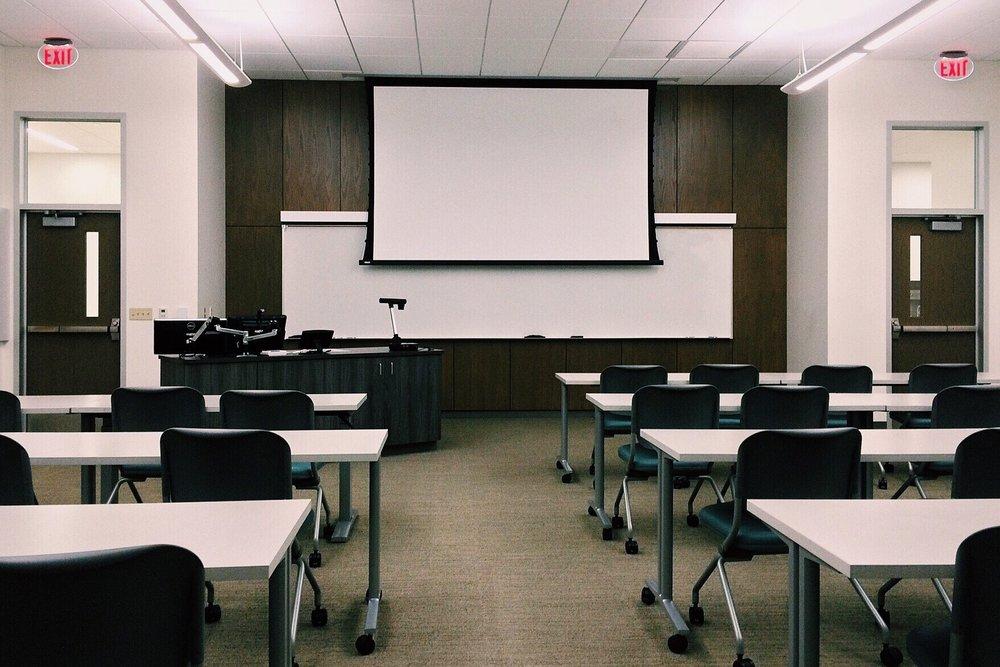 Seminar Schedule -