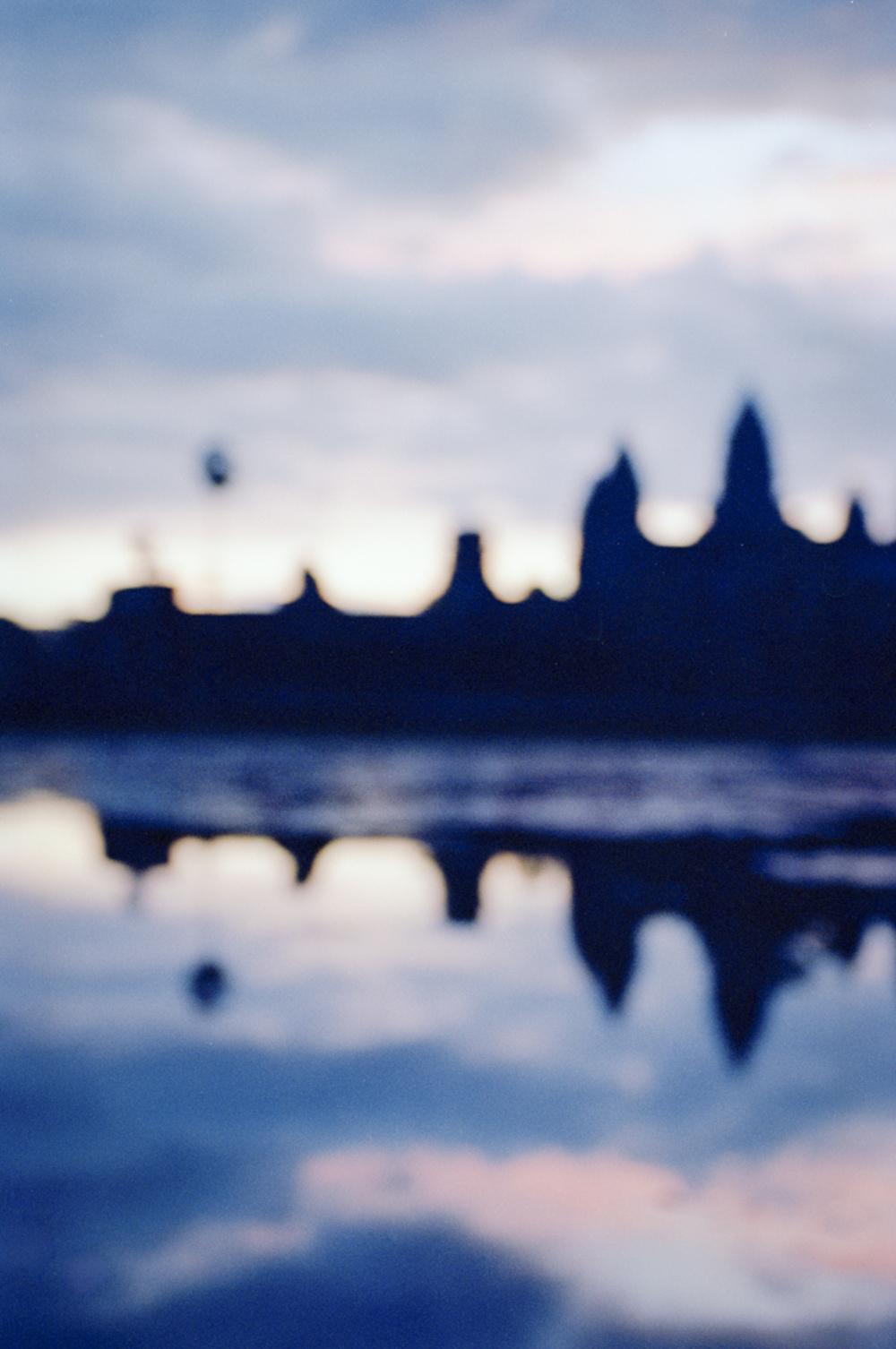 6AM, Angkor Wat