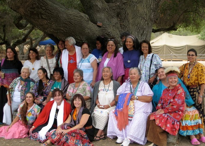A picture of Morning Star Foundation's international GrandMothers council.