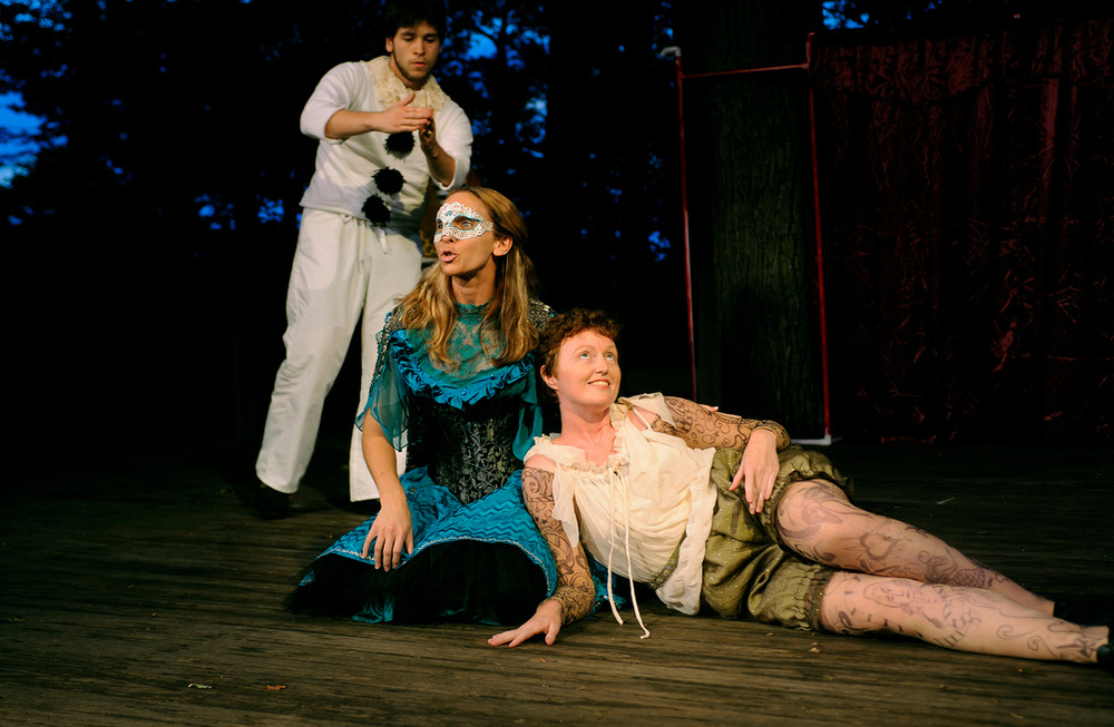 A Midsummer Night's Dream with Clever By Half Productions