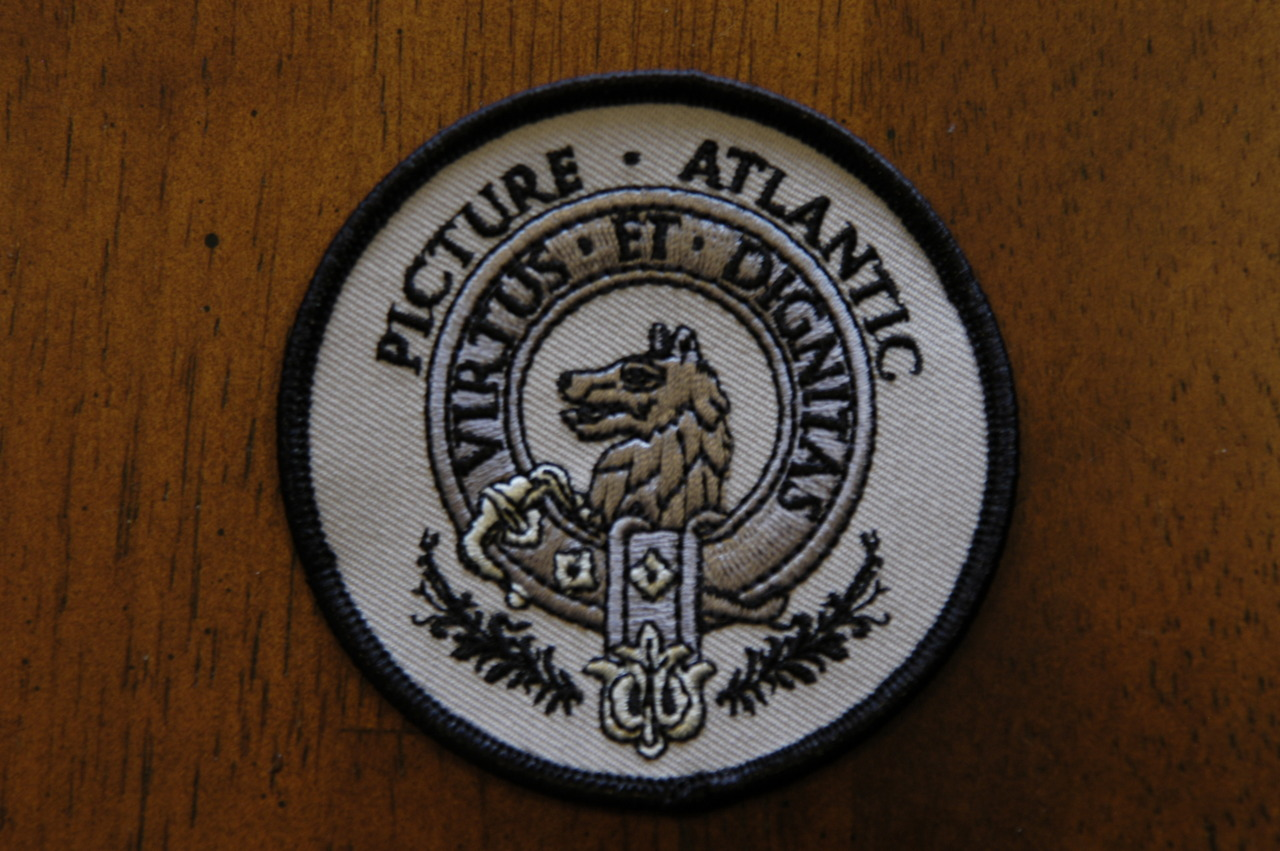 Our Logo Patches are now on sale. www.pictureatlantic.bigcartel.com