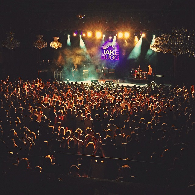 We played the Poster Room @ The Fillmore tonight! Headliner was Jake Bugg, who absolutely slayed it! Killer night!   -Nik
