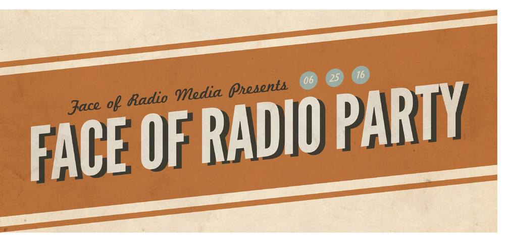 Join us in Sacramento for the Face of Radio Party music festival, along with many other great bands!