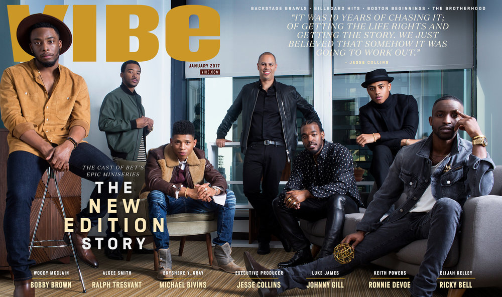 All Photos by  Katie Piper + Karl Ferguson Jr.  for the January 2017 Issue of  VIBE Magazine