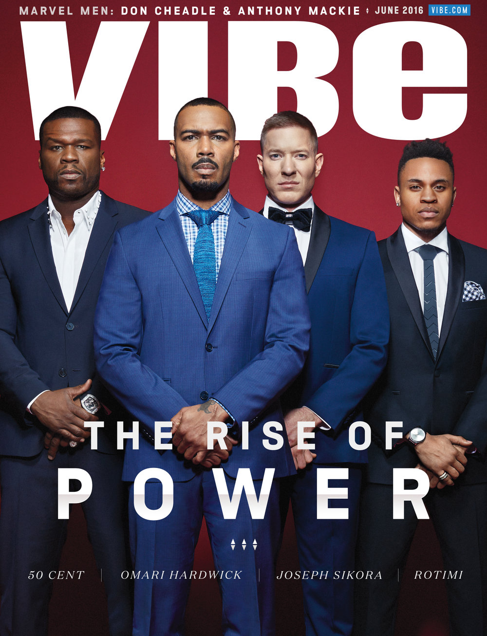 All Photos by  Katie Piper + Karl Ferguson Jr.  for the June 2016 Issue of  VIBE Magazine
