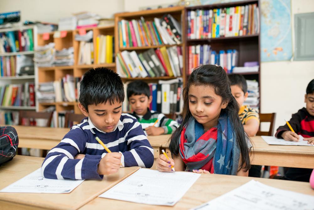 OLSAT/Kindergarten-3rd Grade
