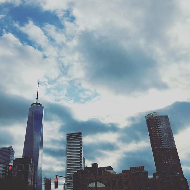#nyc #freedomtower #batterypark