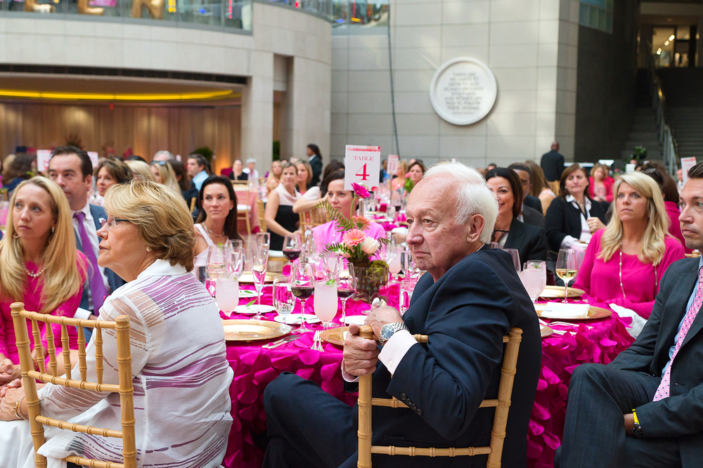 Washington dc wedding venue ronald reagan center blush lunch breast cancer event by jessica nazarova