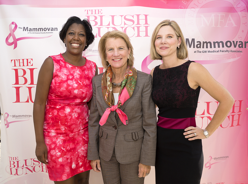 Senator Capito at the Blush Lunch 2015, Washington DC