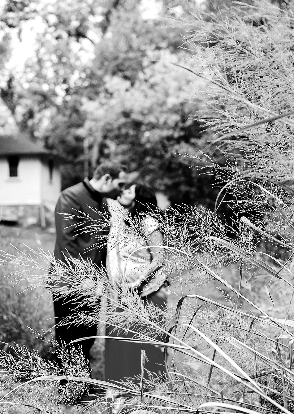 Bride and groom portraits at indian wedding at Rust Manor House