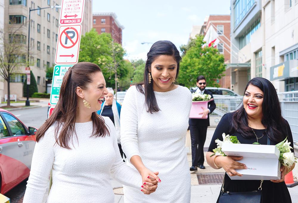 Washington DC gay equal rights wedding photographer