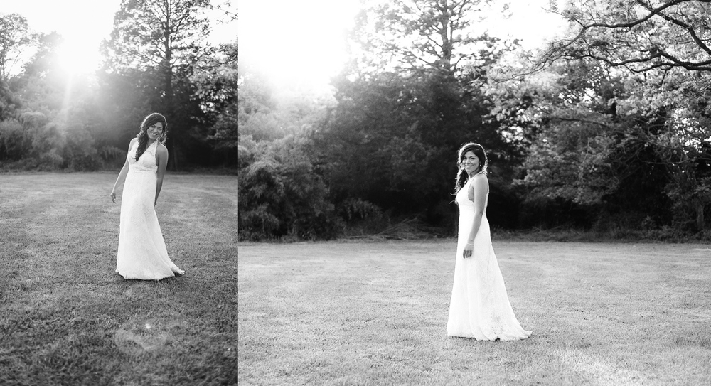 Black and white bridal portraits and wedding photos in maryland and virginia photography