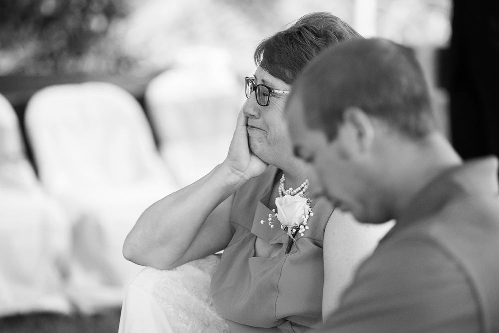 Silver Spring Maryland backyard wedding