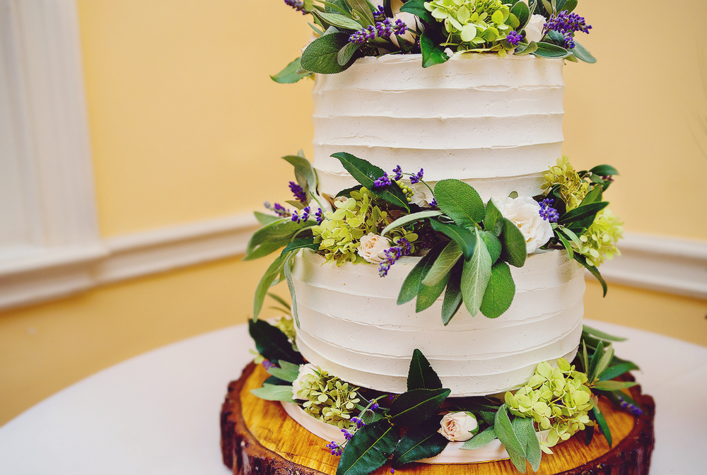 vegan dairy free wedding cake
