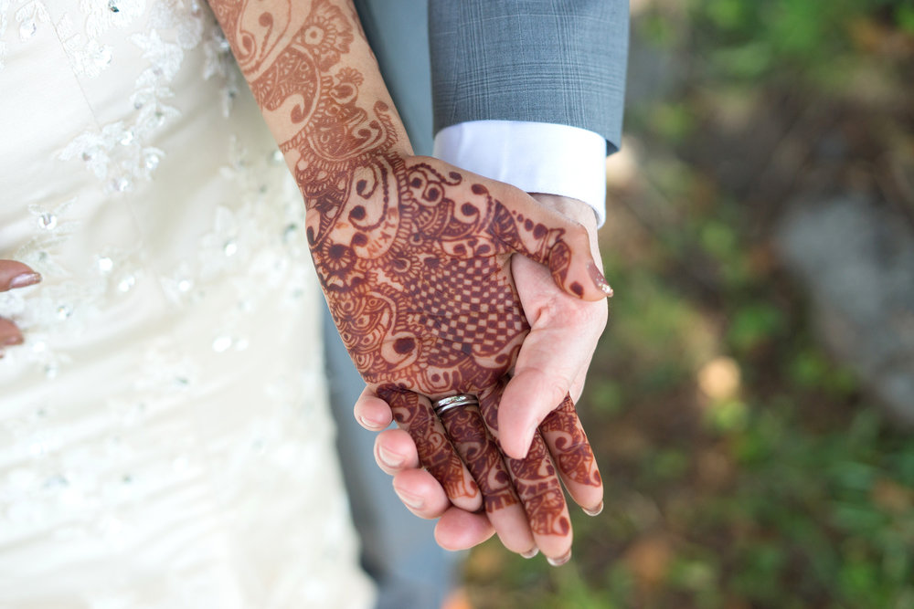 henna and indian wedding at celebrations at the bay