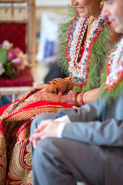 Indian wedding at Celebrations at the Bay