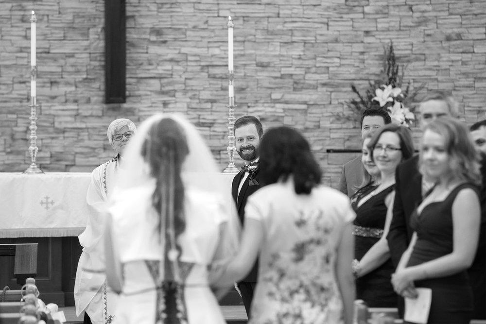 St Luke's Episcopal in Bethesda wedding photos