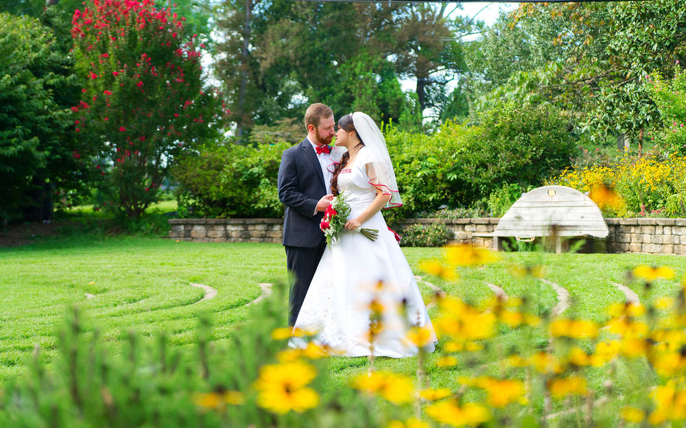 Wedding at The Bolger center in Potomac Maryland