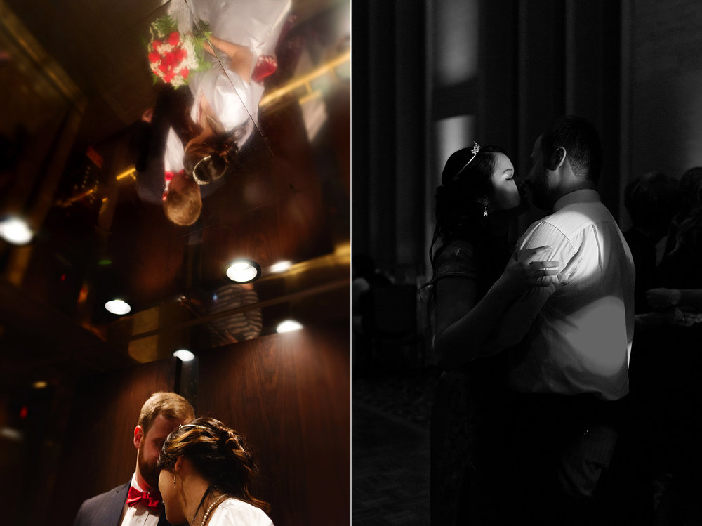 Romantic wedding photos and portraits at the bolger center in potomac md venue