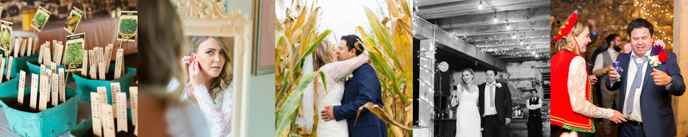 Best Barn Wedding Photography in Maryland