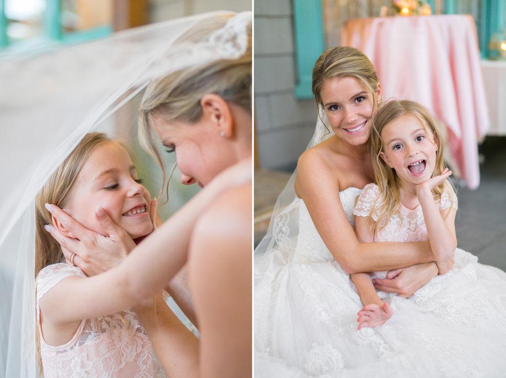 La Ferme wedding photos in bethesda maryland