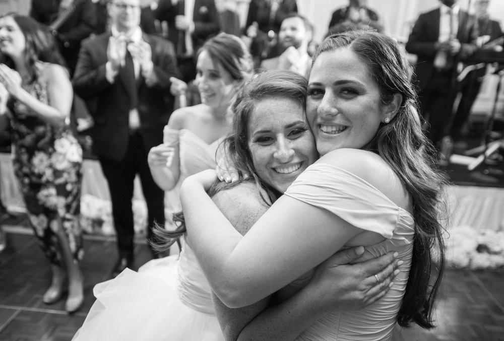Wedding reception at Hyatt Regency