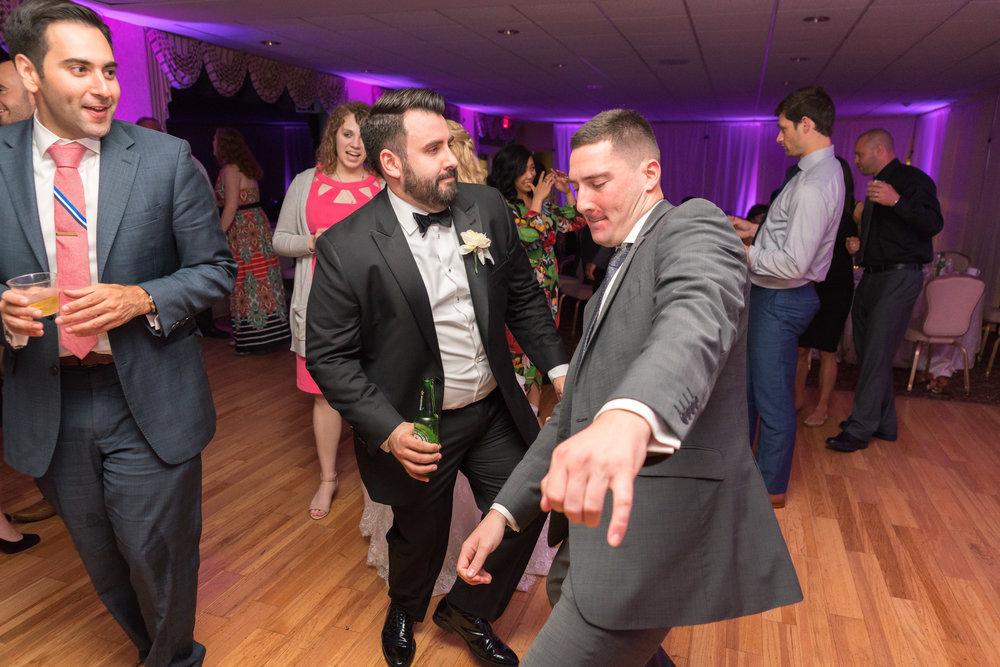 Fort Belvoir wedding reception