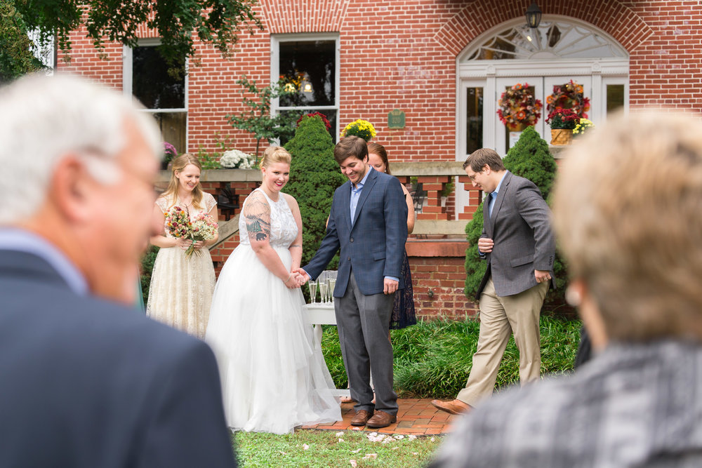 Rockville wedding venues for summer and fall