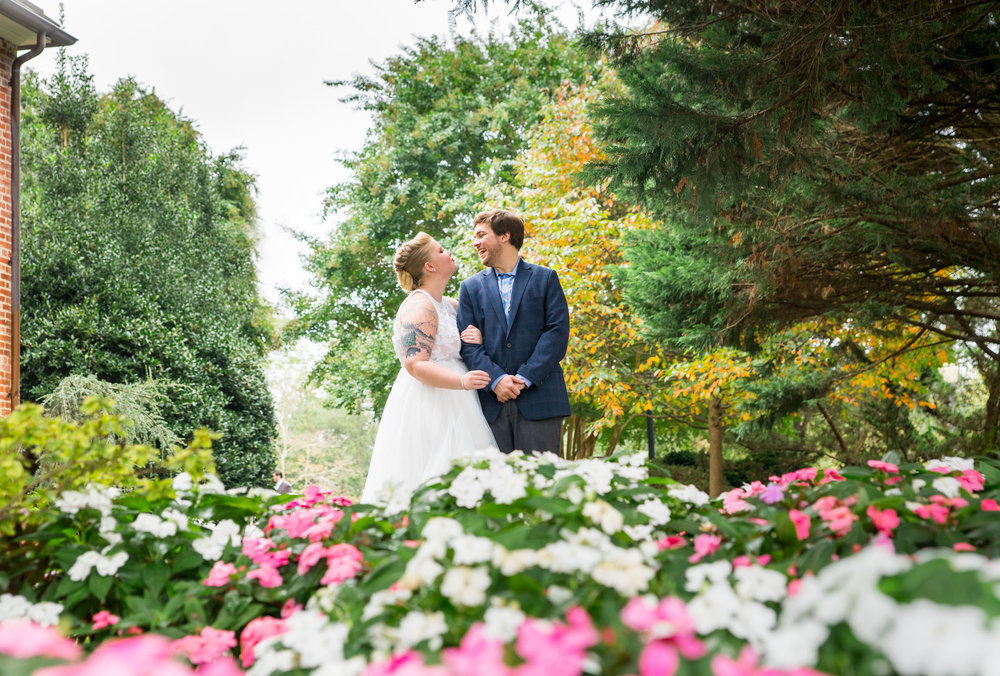 Kentlands Mansion wedding photos