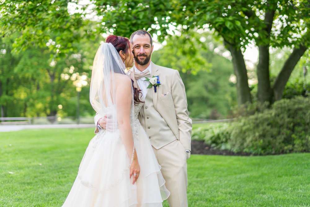 Rockville wedding by jessica nazarova at Manor CC Golf Club