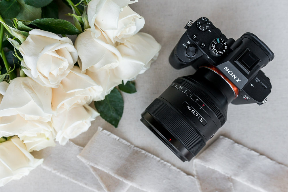 THE SONY A7RIII& WHAT'S INMY BAG -