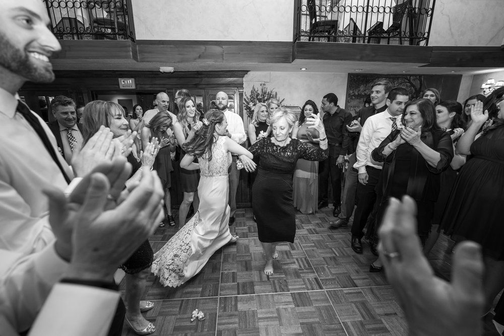 Amazing dancing at Jewish wedding in Bethesda Maryland