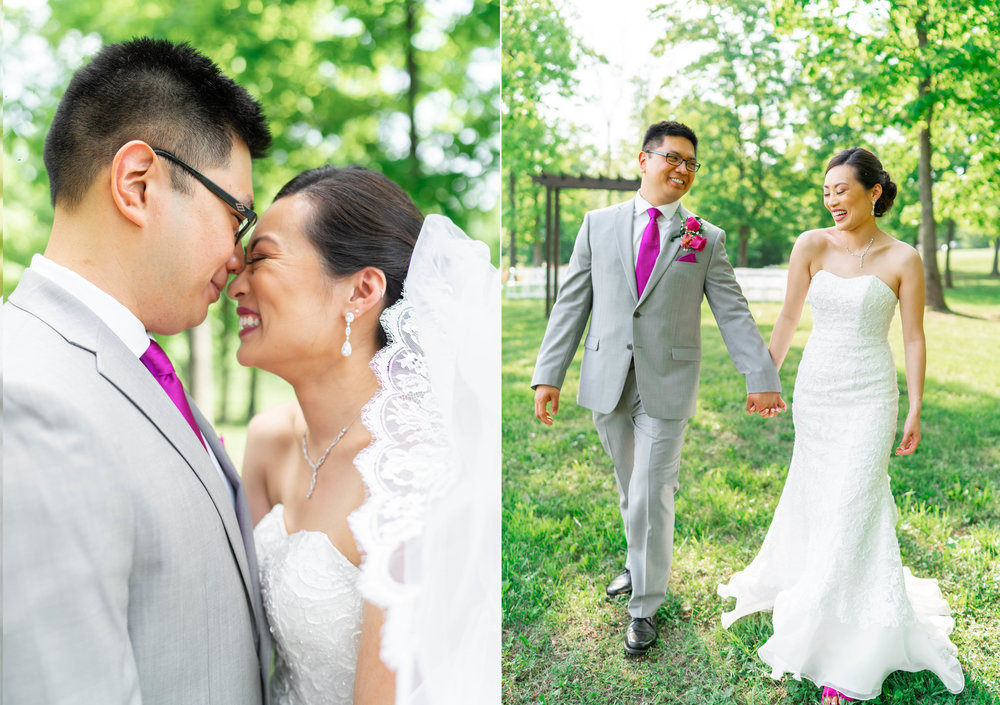 Sony 35mm 1.4 Zeiss lens wedding portraits with bride and groom