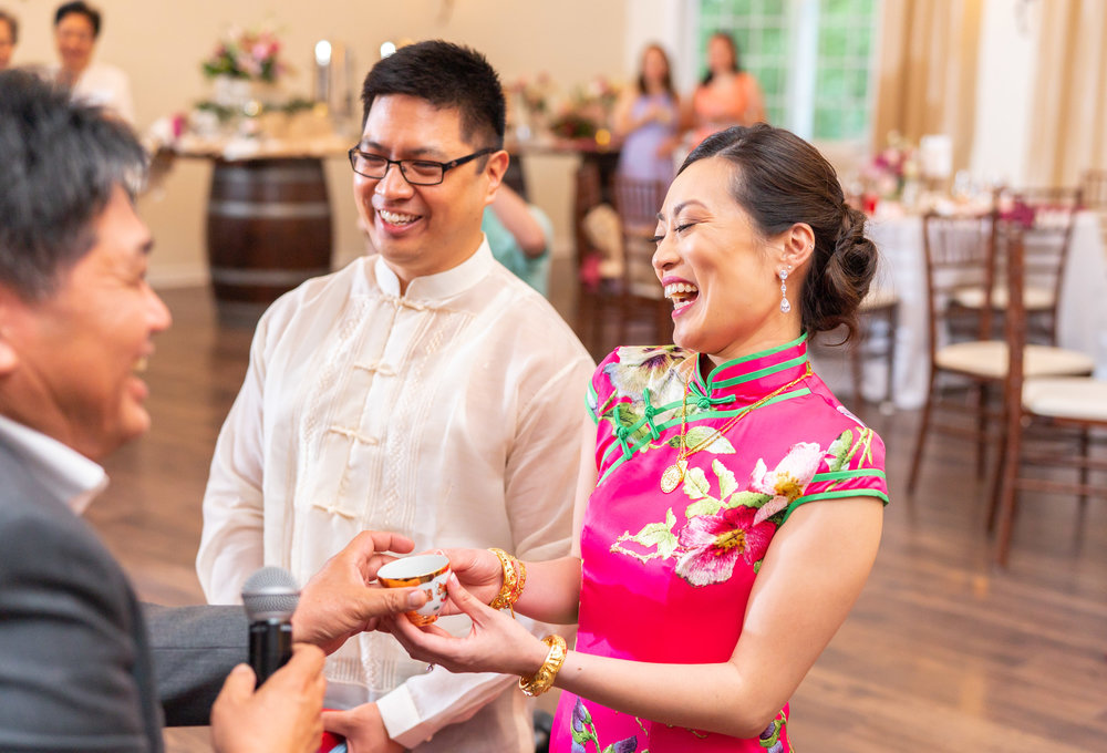 Sony a9 at wedding reception photography at Lost Creek Winery
