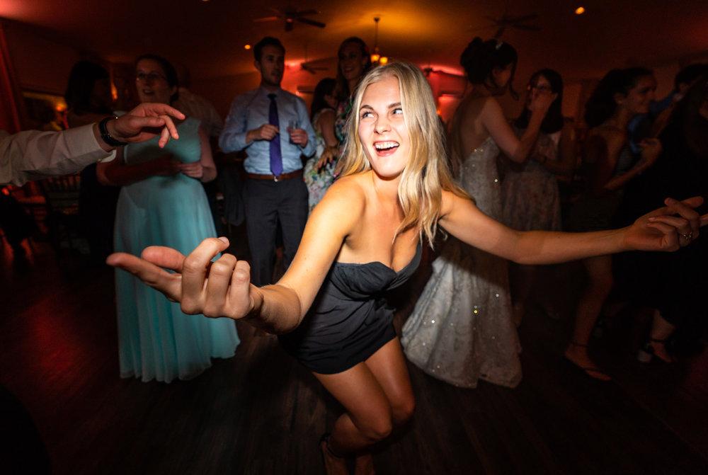 Mag Mod MagGrip on a wedding dance floor