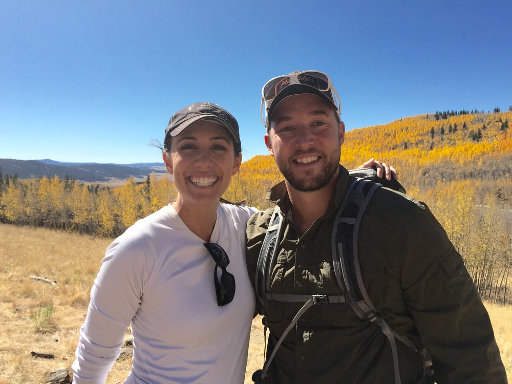 Hiking Kenosha Pass in September