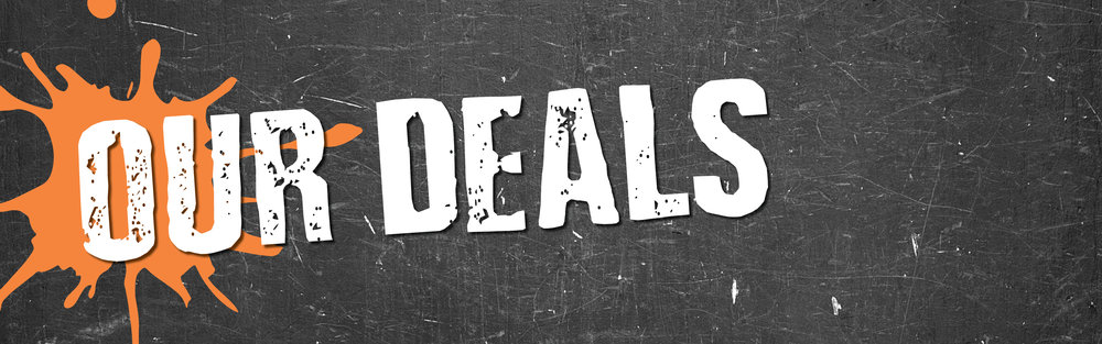 We will be trying to keep you up to date with all our different promotions.