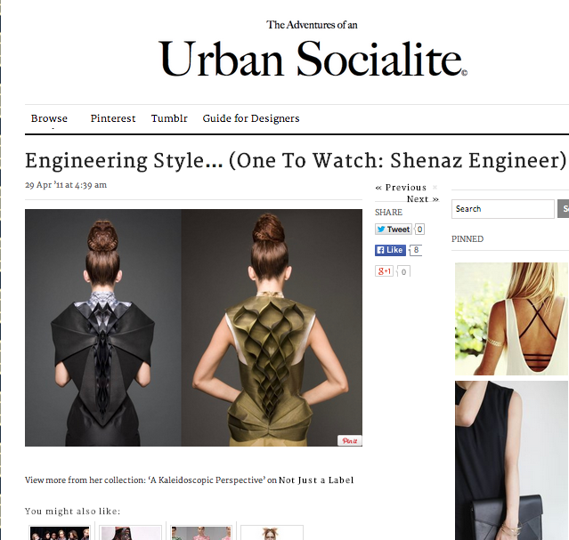 The Urban Socialite