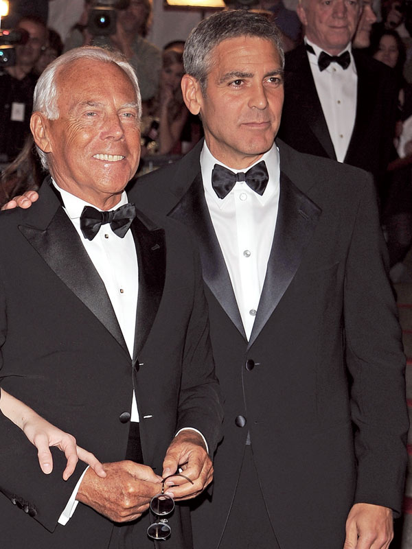 Why It\'s Important For Your Brand That Giorgio Armani Dressed ...