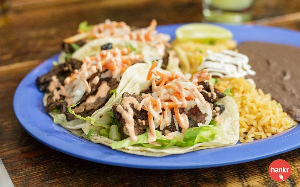 Korean Beef Taco  from  BelAir Cantina