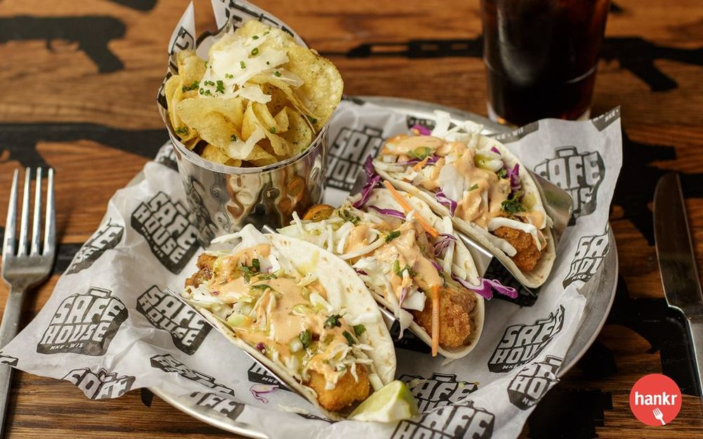 Tradecraft Tacos  from  SafeHouse