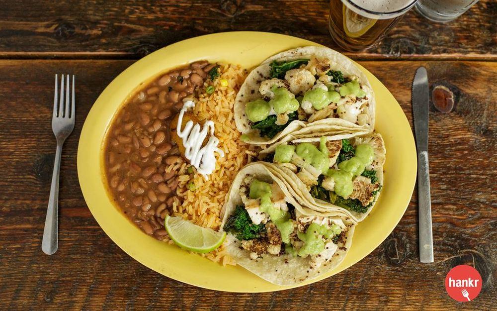 Caulifornia Taco  from  BelAir Cantina