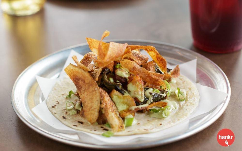Patata Taco from Taqueria El Jefe