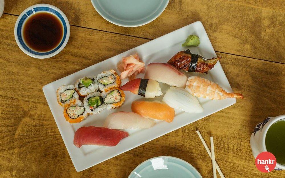 Matsu Sushi Plate