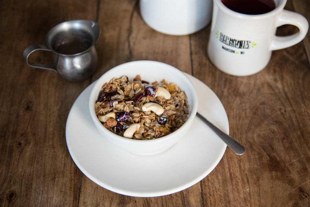 Barriques Granola from Barriques in Madison, WI