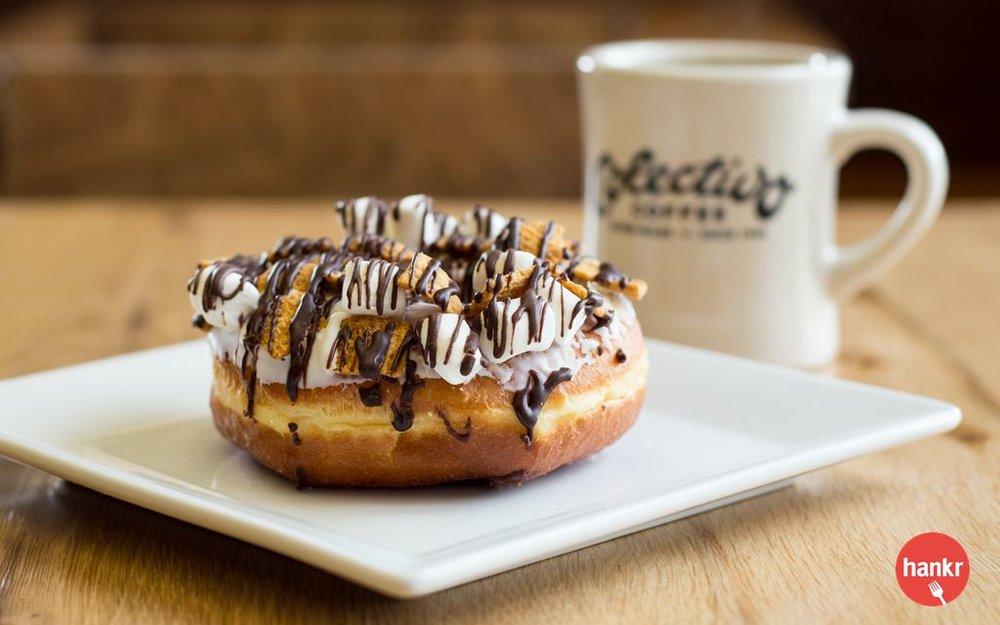 S'mores Doughnut