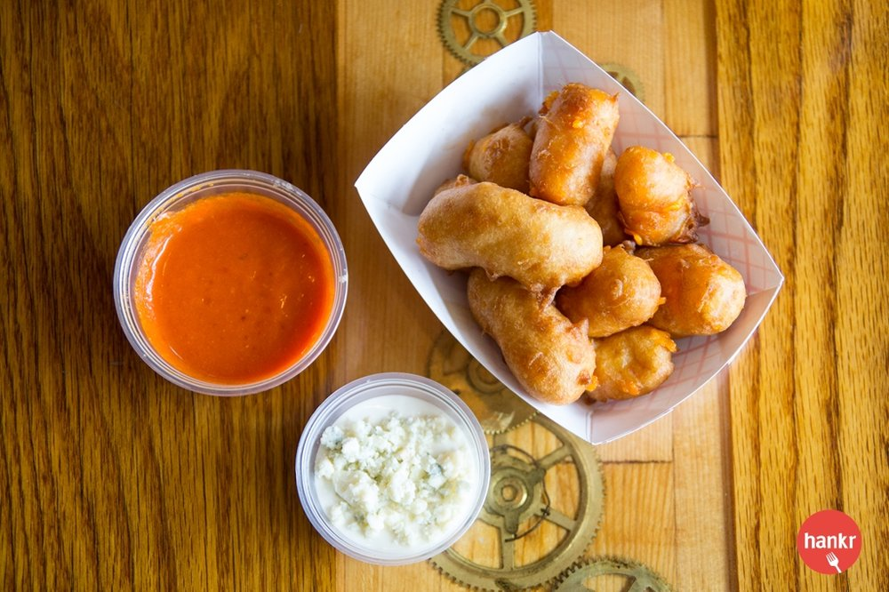 Buffalo Cheese Curds from O.S.S.