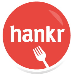 hankr: For restaurants that make really good food