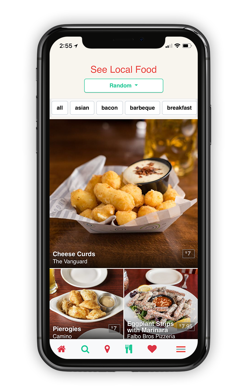Food first. - hankr uses the power of visual search to connect restaurants with customers like never before.Since 2017, we've helped 80,000 local eaters find the perfect meal at 500 restaurants through www.hankr.com and our free mobile app.